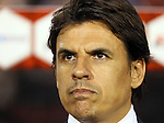 Wales' Chris Coleman looks on<br /> <br /> - European Qualifier - Belgium vs Wales- Heysel Stadium - Brussels - Belgium - 16th November 2014  - Picture David Klein/Sportimage