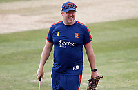 Essex head coach Anthony McGrath during Essex CCC vs Kent CCC, Bob Willis Trophy Cricket at The Cloudfm County Ground on 4th August 2020