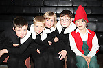 Padraic Leech, Charles Gallen, Karl Meegan, Luke MacQuillan and Barry O'Brien at the Pinocchio Play in The Little Duke Theatre...(Photo credit should read Jenny Matthews www.newsfile.ie)....This Picture has been sent you under the conditions enclosed by:.Newsfile Ltd..The Studio,.Millmount Abbey,.Drogheda,.Co Meath..Ireland..Tel: +353(0)41-9871240.Fax: +353(0)41-9871260.GSM: +353(0)86-2500958.email: pictures@newsfile.ie.www.newsfile.ie.