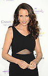 Andie MacDowell arriving at the Hallmark Channel Winter 2015 TCA, held at Tournament House in Pasadena CA. on January 8, 2015