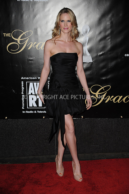 WWW.ACEPIXS.COM . . . . . ....June 3 2009, New York City....Actress Stephanie March arriving at the 34th Annual AWRT Gracie Awards Gala at The New York Marriott Marquis on June 3, 2009 in New York City.....Please byline: KRISTIN CALLAHAN - ACEPIXS.COM.. . . . . . ..Ace Pictures, Inc:  ..tel: (212) 243 8787 or (646) 769 0430..e-mail: info@acepixs.com..web: http://www.acepixs.com