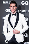 Model Beltran Lozano attends the 2018 GQ Men of the Year awards at the Palace Hotel in Madrid, Spain. November 22, 2018. (ALTERPHOTOS/Borja B.Hojas)
