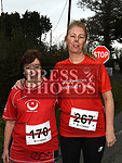 Bridie Floyd and Jacqueline Kirwan who took part in the Noel Carroll 10k race at Annagassan. Photo:Colin Bell/pressphotos.ie