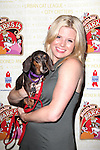 Megan Hilty (SMASH) .backstage at Broadway Barks 14 at the Booth Theatre on July 14, 2012 in New York City. Marking its 14th anniversary, Broadway Barks!, founded by Bernadette Peters and Mary Tyler Moore helps many of New York City's shelter animals find permanent homes and also inform New Yorkers about the plight of the thousands of homeless dogs and cats in the metropolitan area.