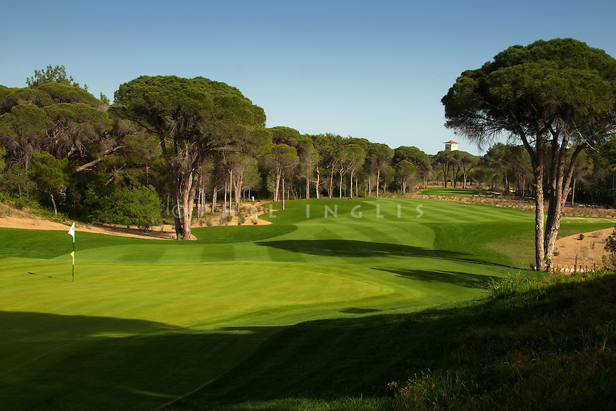 Cornelia Golf Club, Belek, Antalya, Turkey..Nick Faldo Design....© PHIL INGLIS