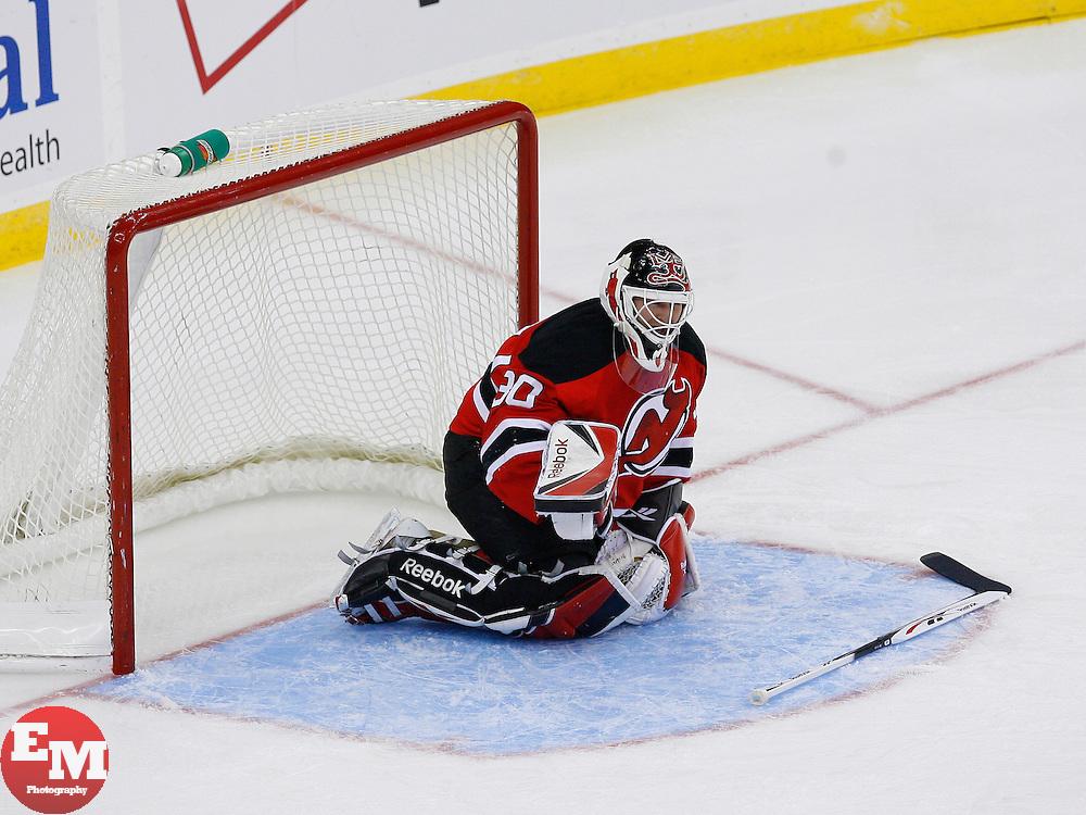 NHL: Atlanta Thrashers at New Jersey Devils   Ed Mulholland