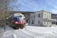 Abandoned Railroads
