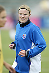 24 May 2003: Unni Lehn of Norway. The San Diego Spirit defeated the Carolina Courage 2-1 at SAS Stadium in Cary, NC in a regular season WUSA game.