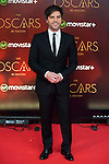 Ernesto Sevilla attends to the photocall before the cocktail of the night of the Oscar of Movistar+ at Gran Teatro Principe Pio in Madrid. February 28, 2016. (ALTERPHOTOS/BorjaB.Hojas)