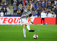 Matthias Ginter (Deutschland Germany)- 16.10.2018: Frankreich vs. Deutschland, 4. Spieltag UEFA Nations League, Stade de France, DISCLAIMER: DFB regulations prohibit any use of photographs as image sequences and/or quasi-video.