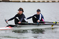 Crew: 343  EVE-MACDONALD  Evesham Rowing Club  W 2x<br /> <br /> Abingdon Spring Head 2019<br /> <br /> To purchase this photo, or to see pricing information for Prints and Downloads, click the blue 'Add to Cart' button at the top-right of the page.