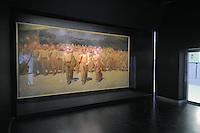 - Milano, il nuovo museo d'arte del 900 nel palazzo dell'Arengario in piazza del Duomo: Pelizza da Volpedo, il Quarto Stato<br /> <br /> - Milan, the new arts museum of the 900 in the Arengario palace at Duomo square
