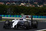 Valtteri Bottas (FIN), Williams F1 Team<br />  Foto © nph / Mathis