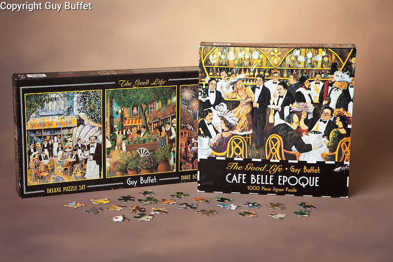 The Guy Buffet Collection c <br /> Puzzles<br /> <br /> No longer available.