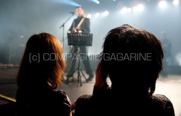 Belgian band Daan in concert at the Ancienne Belgique, Brussels (Belgium, 03/12/2009)