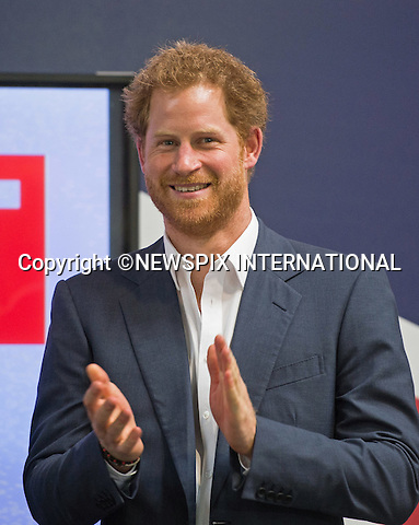 03.12.2015; Johannesburg, South Africa: PRINCE HARRY <br />
