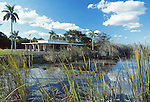 Visitor Center at Everglades national Park