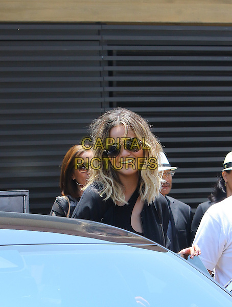 Mailbu Ca: May 29: John Legend, Chrissy Teigen, Kim Kardashian and Kanye West meet up for lunch at Nobu on Memorial Day Weekend in Malibu California on May 29, 2016 <br /> CAP/MPI99<br /> &copy;MPI99/Capital Pictures