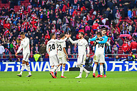2019.02.09 La Liga  Atletico de Madrid VS Real Madrid