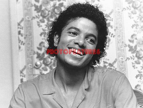 Michael Jackson 1981.© Chris Walter.