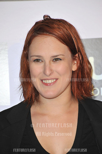 "Rumer Willis at the Los Angeles premiere of ""Push"" at Mann Village Theatre, Westwood..January 29, 2009  Los Angeles, CA.Picture: Paul Smith / Featureflash"