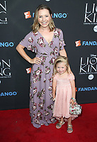 "05 August 2017 - Los Angeles, California - Beverley Mitchell, Kenzie Cameron. ""The Lion King"" Sing-Along Screening. Photo Credit: F. Sadou/AdMedia"