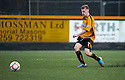 Alloa's Jonathan Tiffoney scores their third goal.