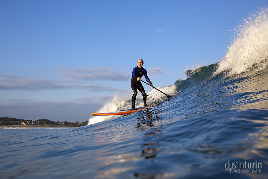 Hurricane Igor | Stand-Up Paddle Boarding (SUP) | September 2010