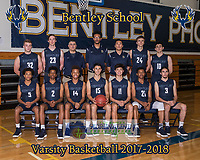 2017 -2018 Bentley Basketball