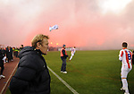 FUDBAL, BEOGRAD, 26. Nov. 2011. - Robert Prosinecki.   141. veciti derbi izmedju Crvene zvezde i Partizana u okviru  Jelen Superlige Srbije (2011/2012). Foto: Nenad Negovanovic
