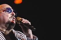 RIO DE JANEIRO, RJ, 21.07.2017 - SHOW-RJ - Apresentação do grupo Roupa Nova na noite desta sexta-feira (21), no Km de Vantagens Hall, zona oeste da cidade do Rio de Janeiro. O grupo interpreta o repertório do show Todo Amor do Mundo, que destaca em especial as canções românticas gravadas pelo conjunto ao longo da carreira. (Foto: Jayson Braga / Brazil Photo Press)