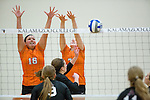Kalamazoo College Volleyball vs Alma - 9.30.14