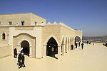 Israel, Upper Galilee, Shrine of Nabi Sabalan