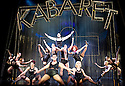 Cabaret. Book by Joe Masteroff, Music by John Kander, Lyrics by Fred Ebb, choreographed by Javier De Frutos, directed by Rufus Norris. With Will Young as Emcee. Opens at The Savoy Theatre on 9/10/12.  CREDIT Geraint Lewis