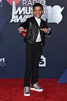 11 March 2018 - Inglewood, California - Lonnie Chavis. 2018 iHeart Radio Awards held at The Forum. <br /> CAP/ADM/BT<br /> &copy;BT/ADM/Capital Pictures