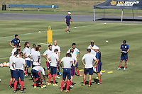 USMNT Training, October 7, 2015