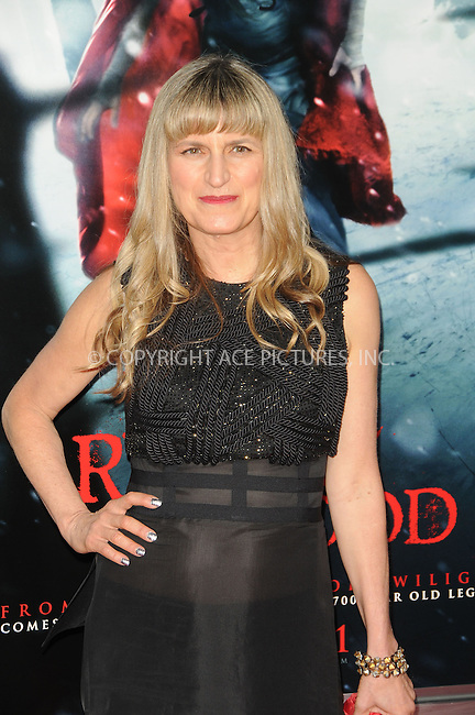 WWW.ACEPIXS.COM . . . . . ......March 7 2011, Los Angeles....Director Catherine Hardwicke arriving at the premiere of Warner Bros. Pictures' 'Red Riding Hood' at Grauman's Chinese Theatre on March 7, 2011 in Hollywood, California.....Please byline: PETER WEST - ACEPIXS.COM....Ace Pictures, Inc:  ..(212) 243-8787 or (646) 679 0430..e-mail: picturedesk@acepixs.com..web: http://www.acepixs.com