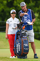 Sei Young Kim (KOR) looks over her tee shot on 10 during round 4 of the KPMG Women's PGA Championship, Hazeltine National, Chaska, Minnesota, USA. 6/23/2019.<br /> Picture: Golffile | Ken Murray<br /> <br /> <br /> All photo usage must carry mandatory copyright credit (© Golffile | Ken Murray)