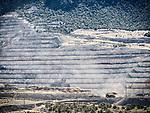 Cortez Gold Mine, Crescent Valley, Nevada