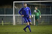 Joe Maskell of Redbridge during Redbridge vs Ilford, Essex Senior League Football at Oakside Stadium on 10th January 2020