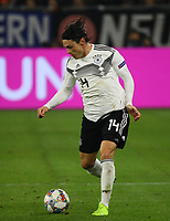 Nico Schulz (Deutschland Germany) - 19.11.2018: Deutschland vs. Niederlande, 6. Spieltag UEFA Nations League Gruppe A, DISCLAIMER: DFB regulations prohibit any use of photographs as image sequences and/or quasi-video.