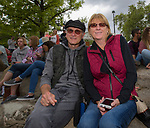 A photograph from the Riverfest in downtown Reno, Nevada on Sunday, May 13, 2018.