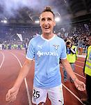 Fussball Italien Serie A 2011/12: Lazio Rom - AS Rom