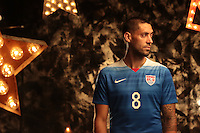 Nashville, TN. - Wednesday, July 1, 2015: USMNT Fox behind the scenes