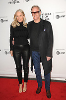 www.acepixs.com<br /> April 19, 2017  New York City<br /> <br /> Margaret &quot;Parky&quot; DeVogelaere and Peter Fonda attending the 'Clive Davis: The Soundtrack of Our Lives' 2017 Opening Gala of the Tribeca Film Festival at Radio City Music Hall on April 19, 2017 in New York City. <br /> <br /> Credit: Kristin Callahan/ACE Pictures<br /> <br /> <br /> Tel: 646 769 0430<br /> Email: info@acepixs.com