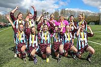 Woburn & Wavendon (Lionesses) v Leighton United Girls - 170416