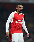 Arsenal's Francis Coquelin in action during the EFL Cup match at the Emirates Stadium, London. Picture date October 30th, 2016 Pic David Klein/Sportimage