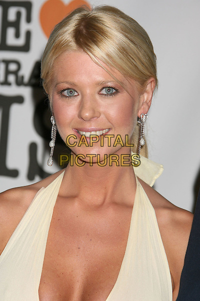 TARA REID.15th Annual Race To Erase MS held at the Hyatt Regency Plaza Hotel, Century City, California, USA..May 2nd, 2008.headshot portrait yellow halterneck .CAP/ADM/RE.©Russ Elliot/AdMedia/Capital Pictures.