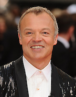 Graham Norton arriving for the BAFTA Television Awards 2010 at the London Palladium. 06/06/2010  Picture by: Steve Vas / Featureflash