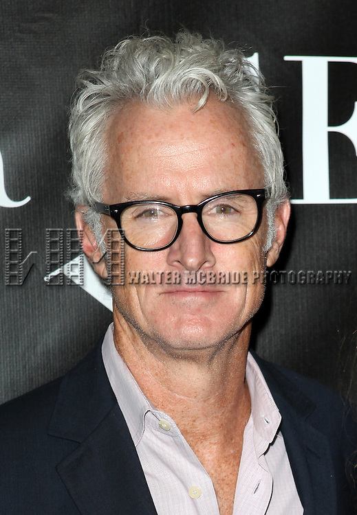 John Slattery attending the Opening Night Performance of 'Grace' at the Cort Theatre in New York City on 10/4/2012.